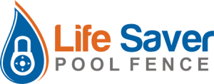 Life Saver Pool Fence San Diego & Orange County | Pool Safety Fences Logo