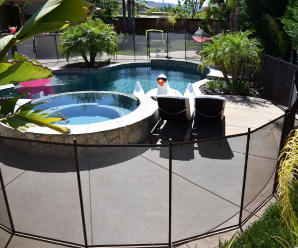 pool fence installation Riverside County, CA