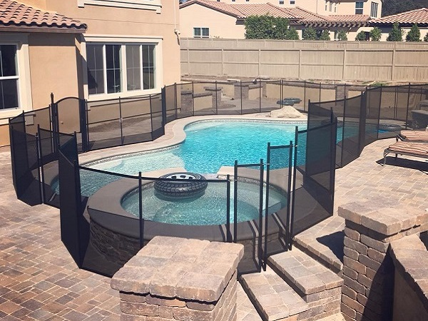 pool fence installation in San Diego County, CA